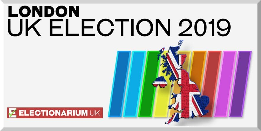 London 2019 Election Results