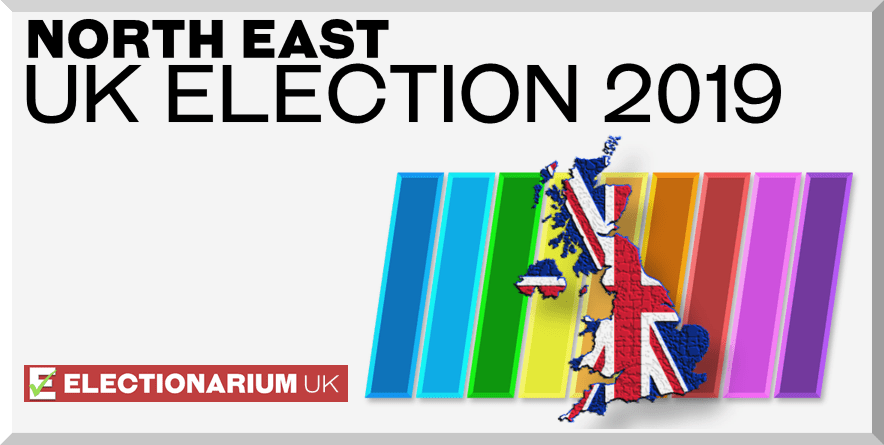 North East 2019 Election Results and Predictions