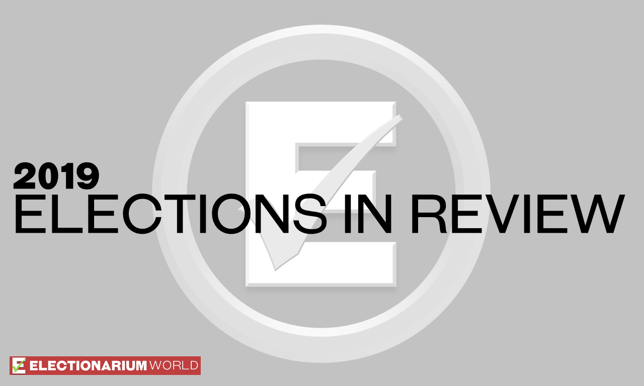 2019 Year In Review: The Biggest Stories in 2019 Elections