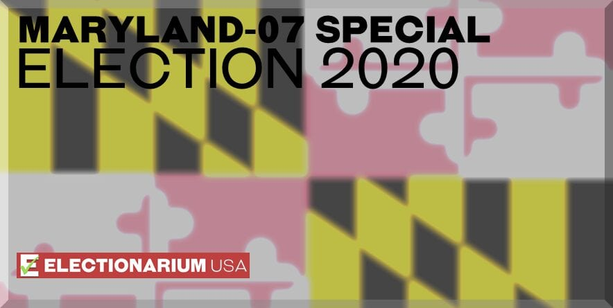 Maryland 07 Special Election 2020