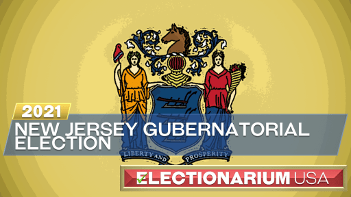2021 New Jersey Governor Race