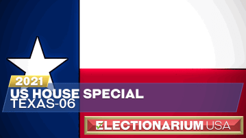 2021 Texas-06 US House Special Election Predictions