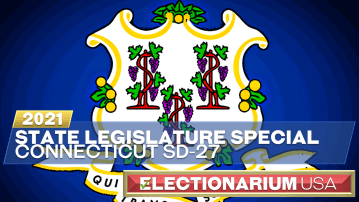 Connecticut Senate 27th District Special Election 2021
