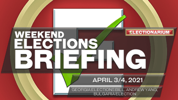 Weekend Elections Briefing, April 3-4, 2021: Georgia Fallout, Bulgaria