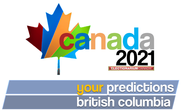 2021 Canadian Election - your predictions British Columbia