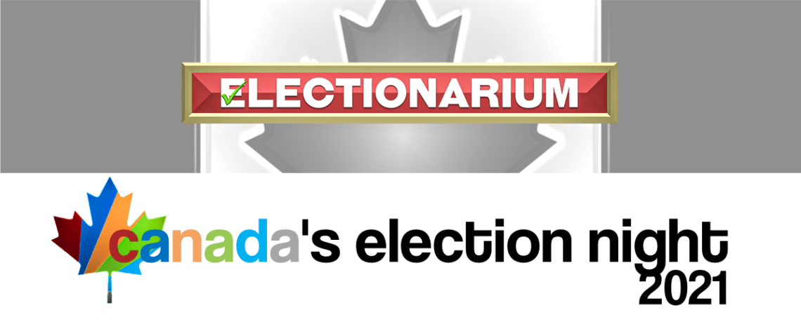Canada's Election Night 2021