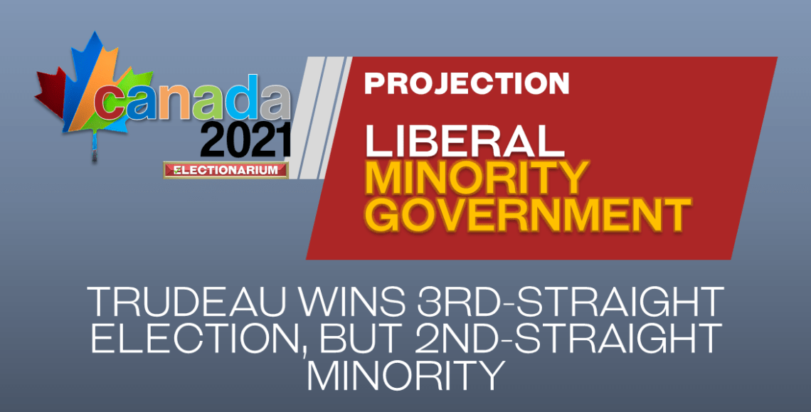 Liberal Minority Government