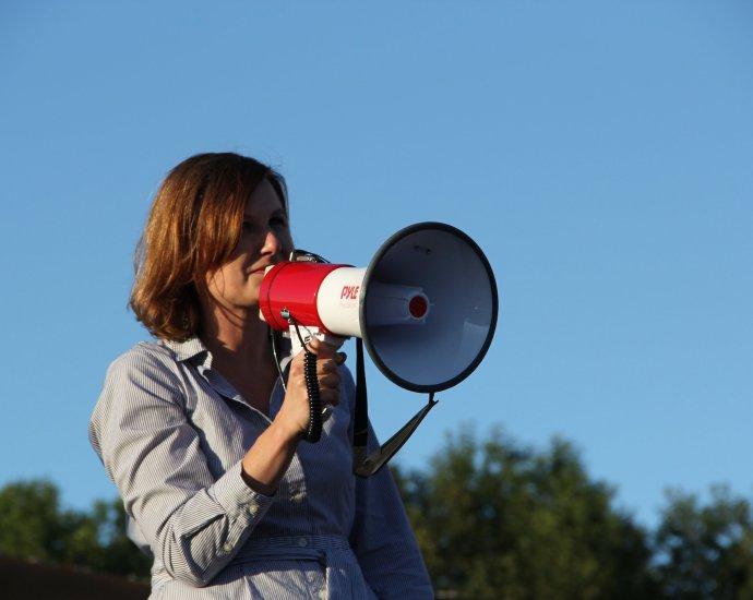 NE-01 Democratic nominee Kate Bolz