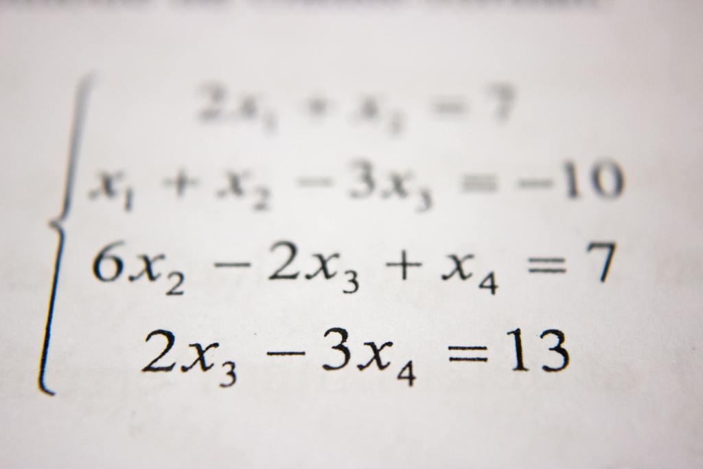 Math equation