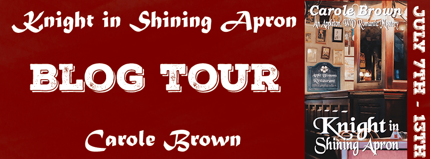 Knight in Shining Apron banner - 1