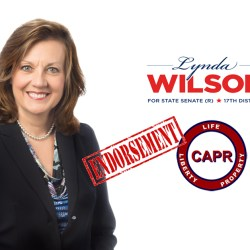 "Wilson is ""OUTSTANDING"", says CAPR"