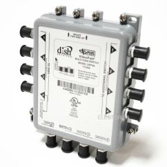 Dish Network Multiswitch Diagram 2002 Nissan Altima Engine Dpp44 Bell Express Vu Multi Switch Dp Lnb Satellite