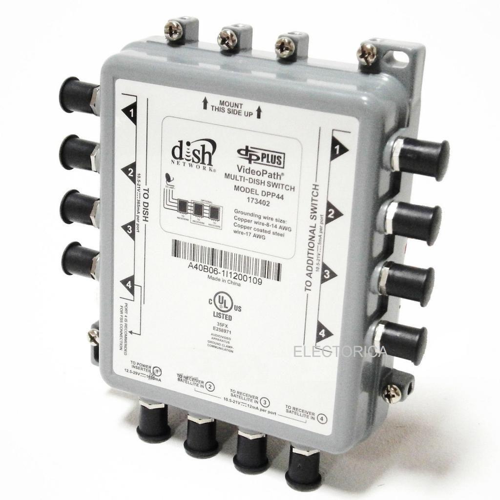 bell hd satellite wiring diagram 240v single phase dpp44 express vu multi switch dp lnb dish