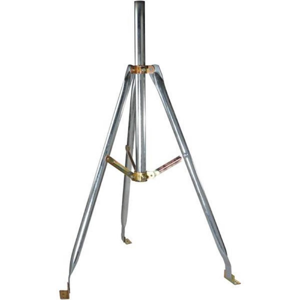 3 Ft Satellite Dish Uhf Off Air Antenna Tripod Stand