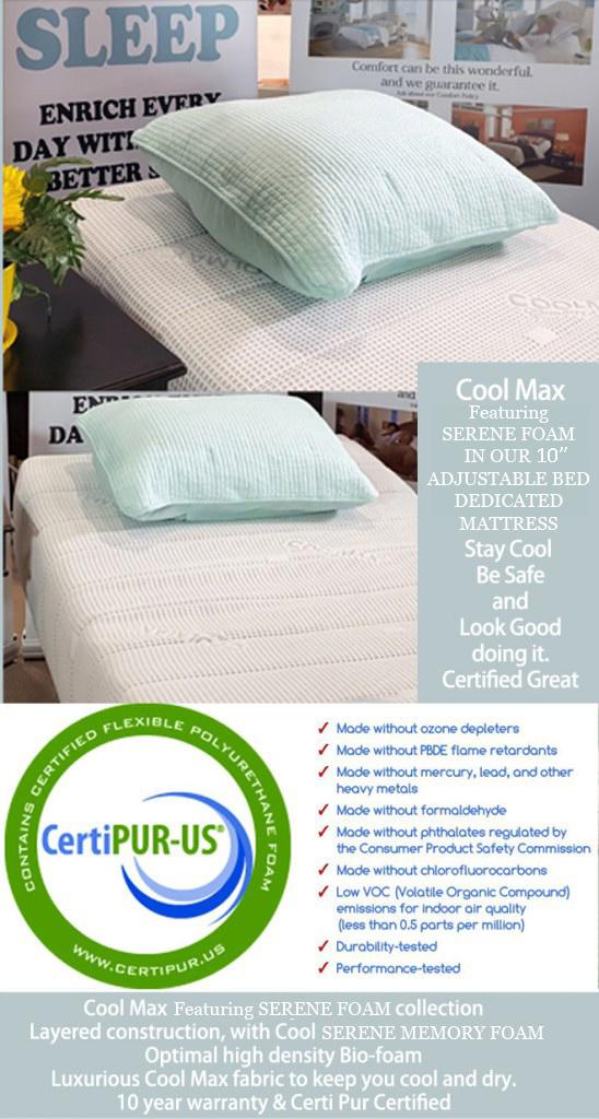 mattress index max meridian furniture by store jasmine