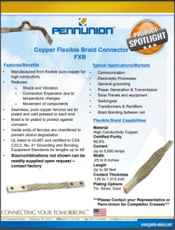 PennUnion Copper Flex