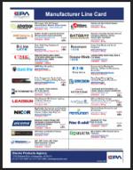 EPA Manufacturer Line Card