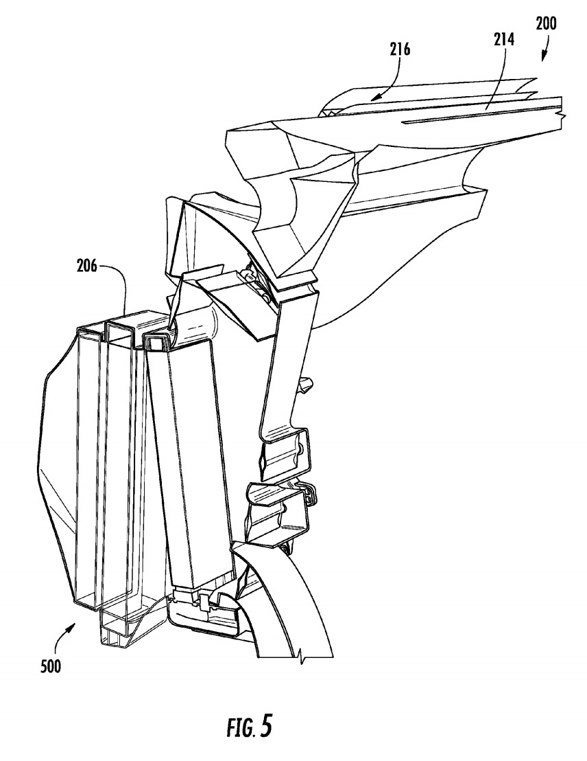 hight resolution of here are a few drawings of the system in the patent application patent in full further down