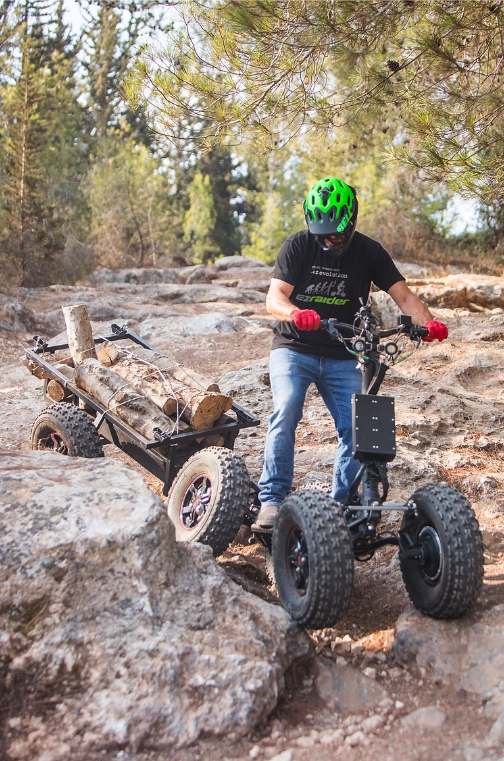 Adult Electric Quad Bike : adult, electric, Awesome, Electric, Great, Thrill, Seekers, Special, Forces, Electrek