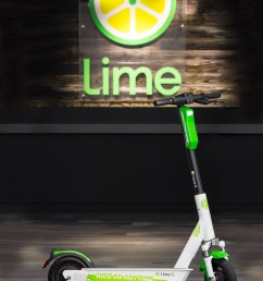 the new lime s generation 3 scooter also includes multi modal braking including electrical drum and foot brakes  [ 2968 x 4452 Pixel ]