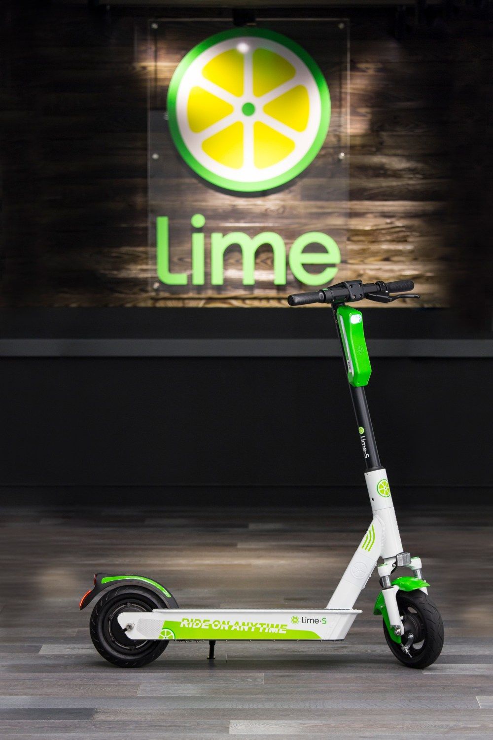 medium resolution of the new lime s generation 3 scooter also includes multi modal braking including electrical drum and foot brakes