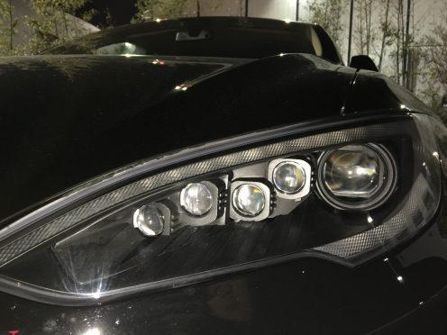 headlights tesla 2