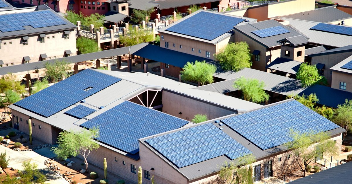 The schools at the front lines of solar - Electrek