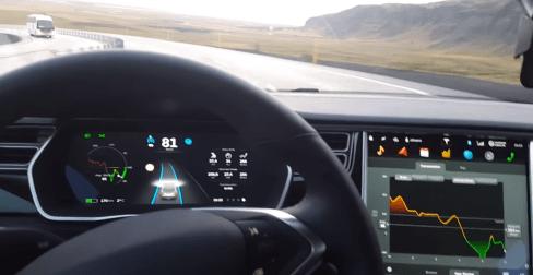 Autopilot in Iceland https://www.youtube.com/watch?v=8OduUcdU_yc