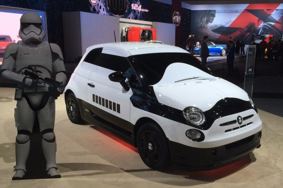 Fiate stormtrooper