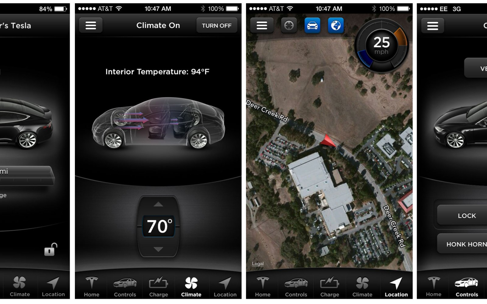 Stolen Car App >> Tesla Owner Tracked His Stolen Car With App And Led Police To The