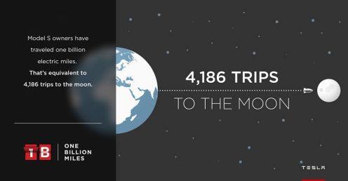 1 billion miles