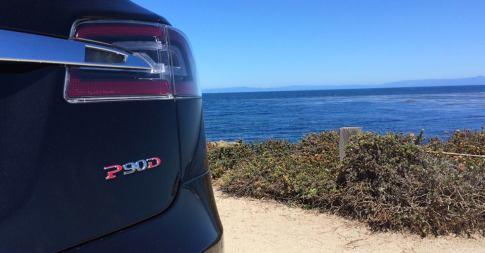 P90D from Tesla via Facebook
