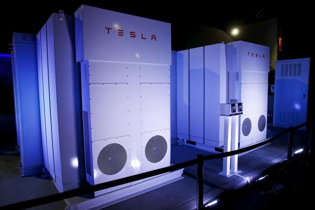 Tesla Energy 2
