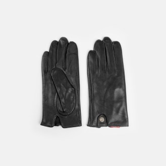 Tesla leather gloves 5