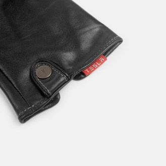 Tesla leather gloves 6