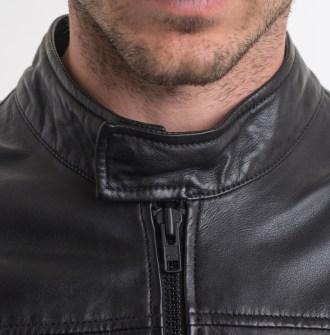 Men's Modena Leather Jacket 4
