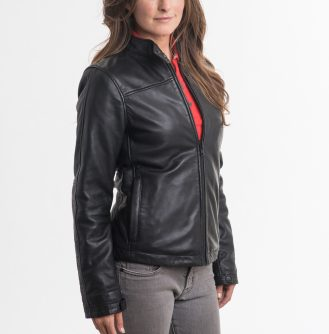 Women's Modena Leather Jacket 1