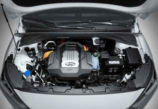 IONIQ Electric_Engine