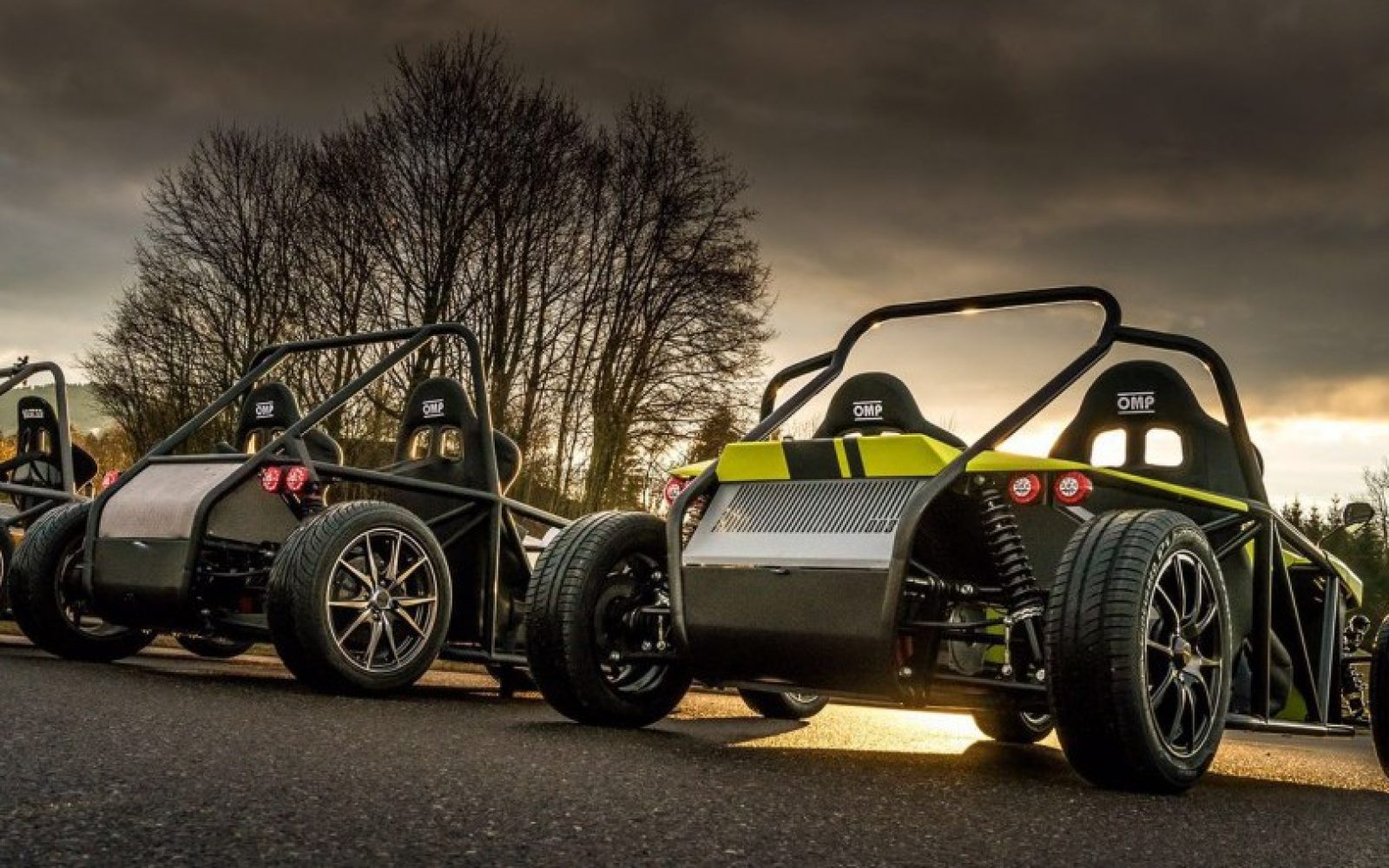 Best Car For Uber >> A fun electric kit car: 18 kWh battery and 80 miles of range for ~$28,000 [Gallery & Videos ...
