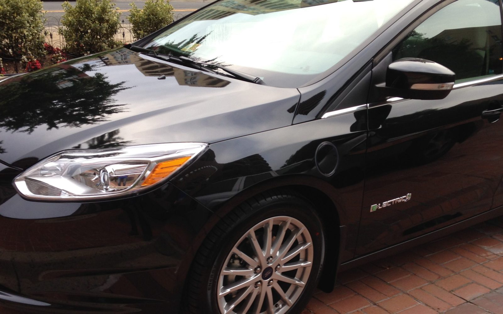 Ford Focus Electric Review An Impressive Ev In Need Of A Refresh 2014 Transmission Slipping