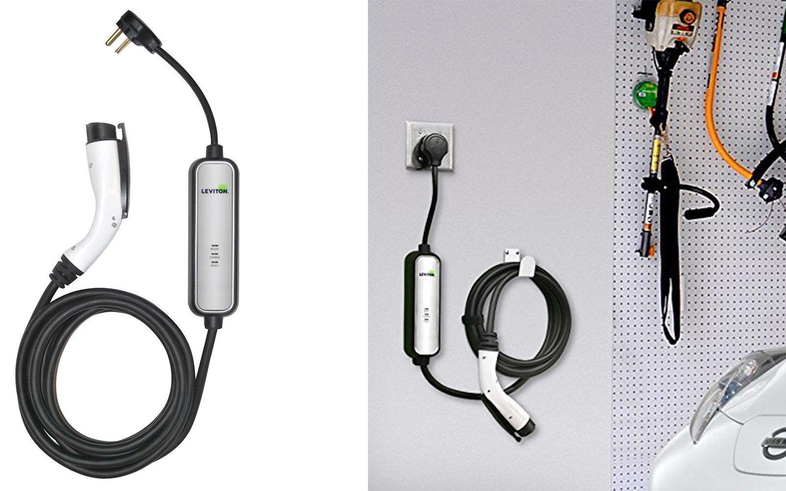 Green Deals: Leviton 12-ft. 5kw Electric Vehicle Charger $350 (Reg ...