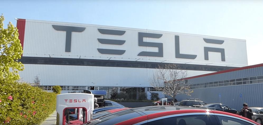 Tesla Fremont factory 1