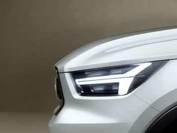 Volvo Concept 40.1 detail