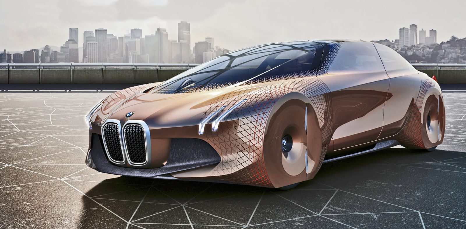 BMW is now working with Intel/Mobileye and Delphi on