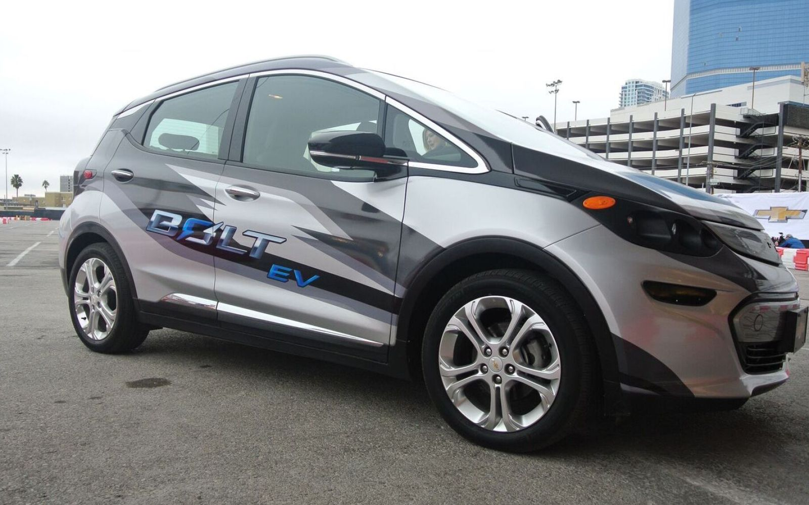 Lyft reportedly planning to pilot self-driving Chevy Bolt taxis 'within a year'