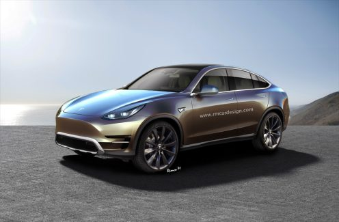 tesla model Y unofficial