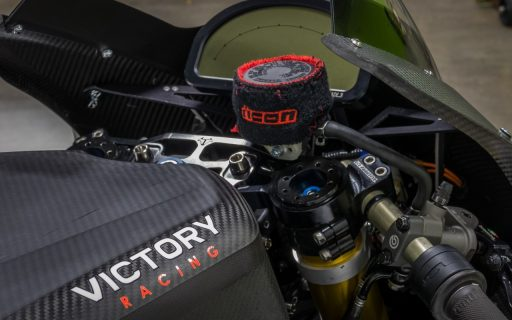 Victory RR electric motorcycle 6