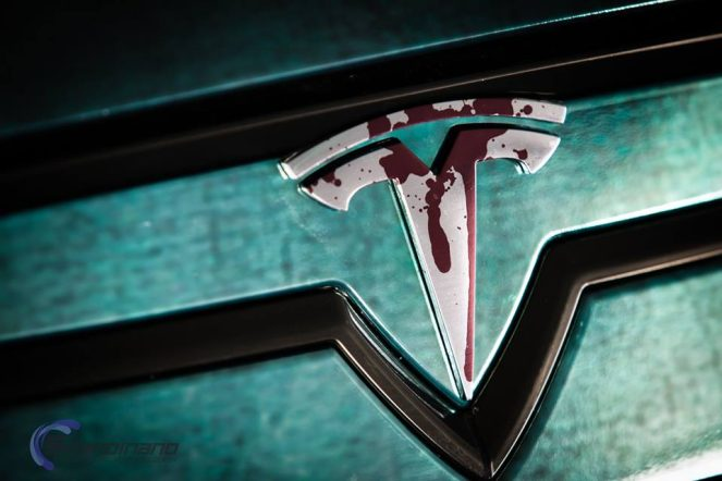 zombie Tesla Model S 6