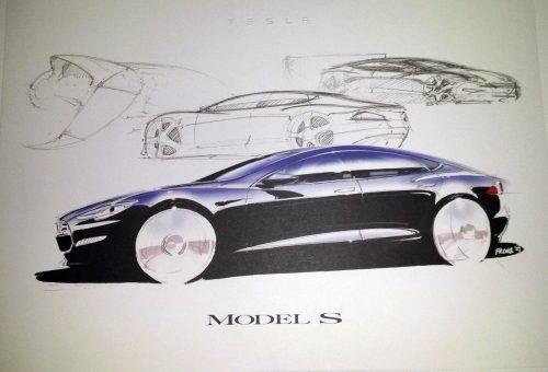 Model S poster