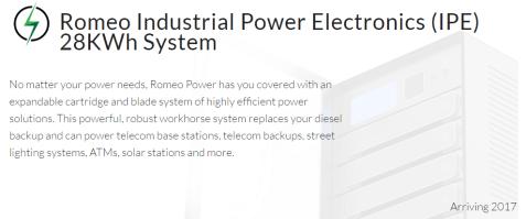 romeo power 2